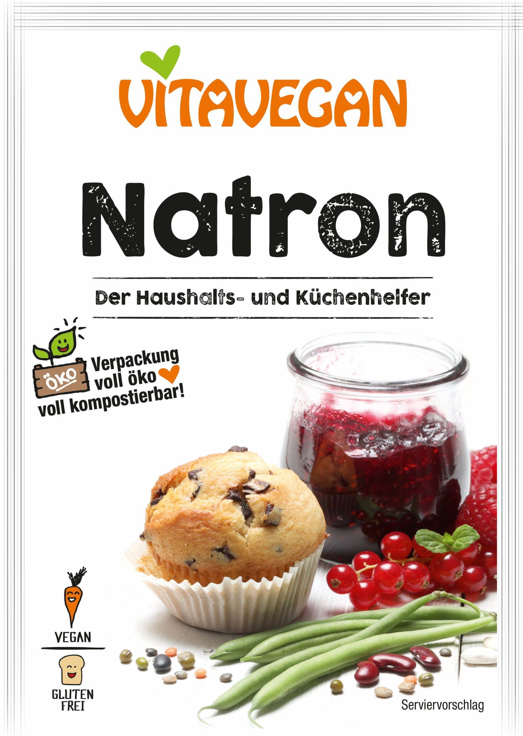 Verpackung Natron