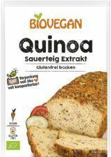 Verpackung Quinoa Sauerteig Extrakt