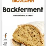 Verpackung Backferment Hefefrei Brot backen