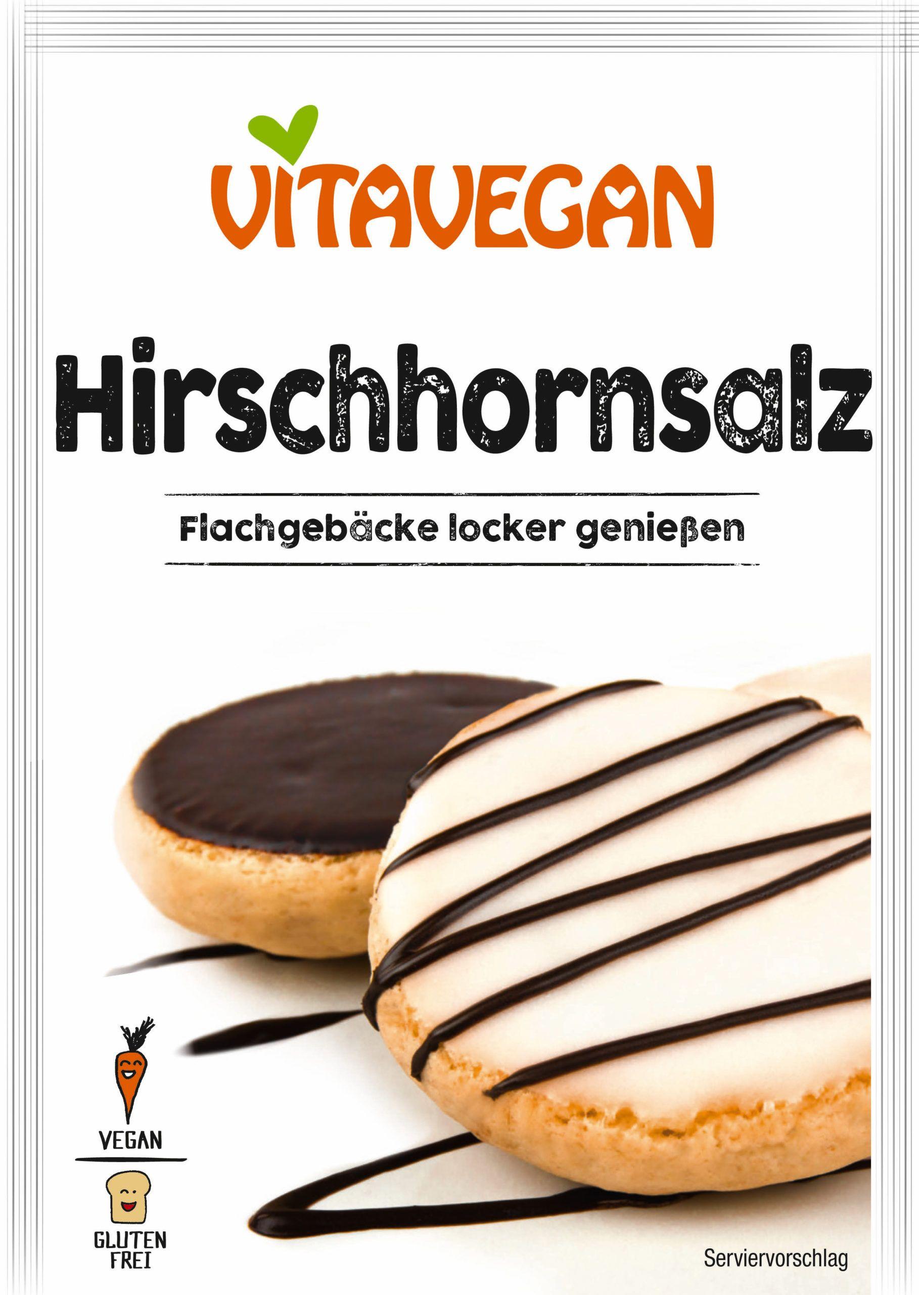 Hirschhornsalz Verpackung
