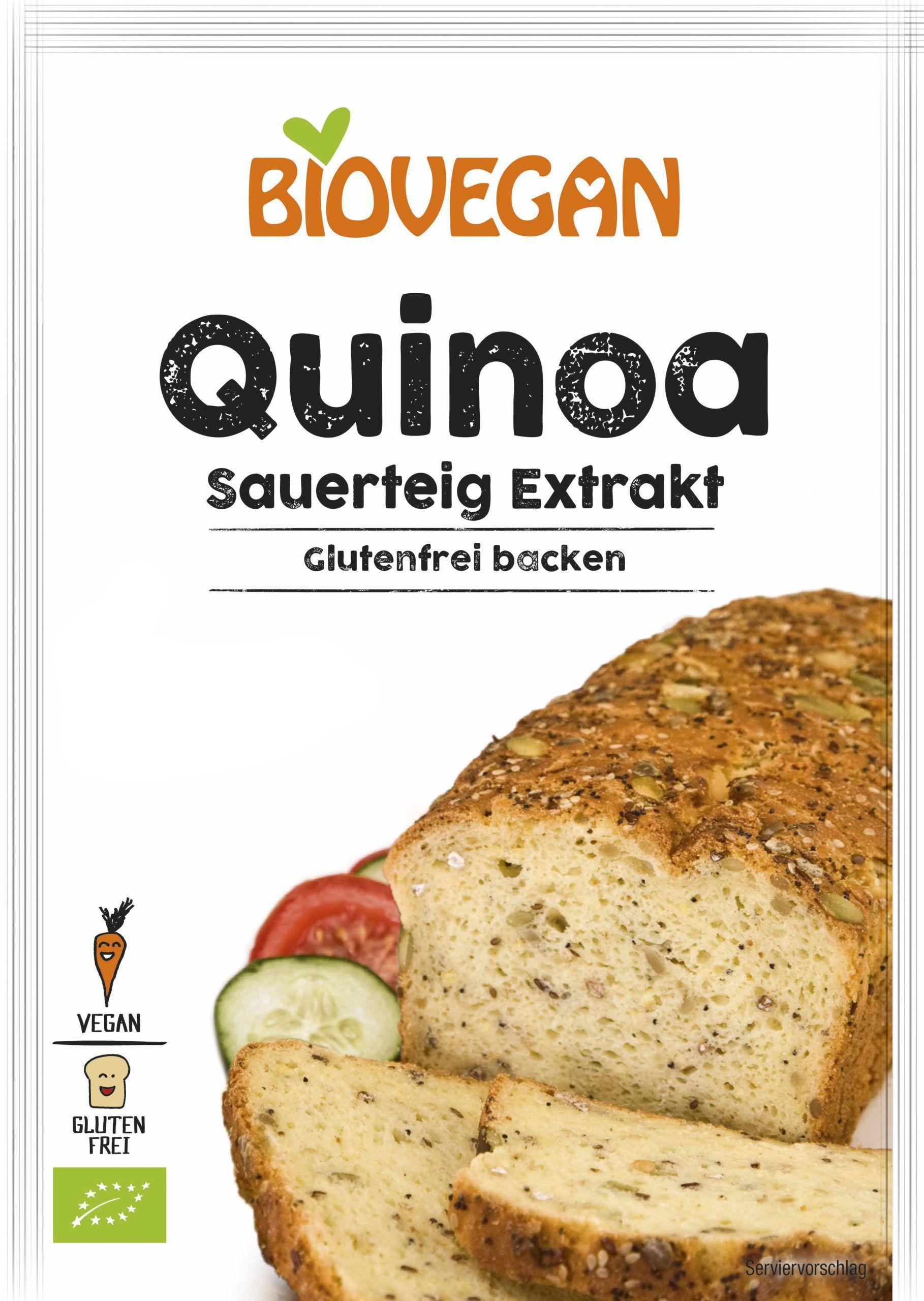 Quinoa Sauerteig Extrakt Tüte
