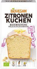 Verpackung Zitronenkuchen Backmischung