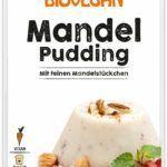 Mandel Pudding Tüte