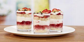 Zum Rezept Erdbeer-Tiramisu