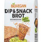 Beutel Dip & Snack Brot Backmischung