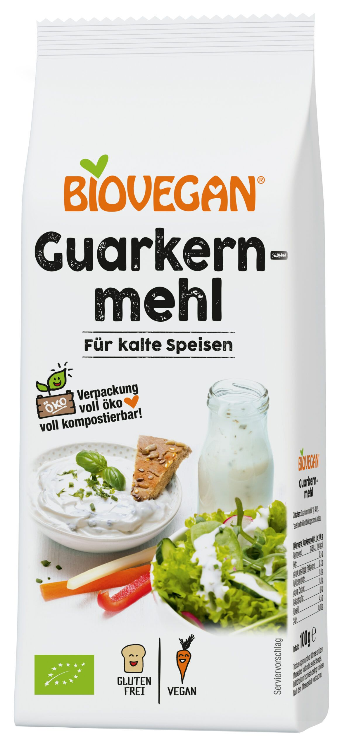 Guarkernmehl
