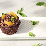 Muffins Sacher-Style