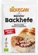 Verpackung Meister Backhefe 3er-Vorteilspack